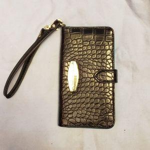 Liz Claiborne phone Wallet Wristlet